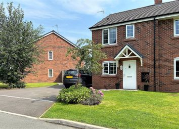 Thumbnail 2 bed property for sale in Twemlow Manor Fields, Holmes Chapel, Crewe