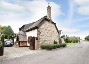 Thumbnail 4 bed barn conversion for sale in Cudlow Avenue, Rustington, Littlehampton