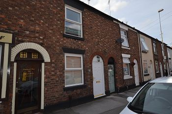 Thumbnail 2 bedroom terraced house to rent in Bond Street, Macclesfield, Cheshire