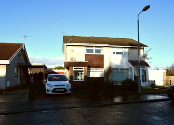 Thumbnail 2 bedroom semi-detached house to rent in Portreath Road, Chryston, Glasgow