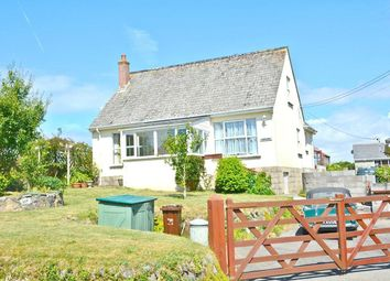Thumbnail 4 bed detached house to rent in Trewoon Road, Mullion, Helston