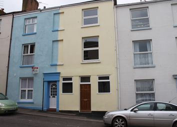 Thumbnail 4 bed terraced house to rent in Albion Street, Exmouth