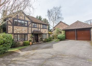 4 bed detached house for sale in Exceptional Location. Lyndhurst Close, Martins Heron, Berkshire RG12