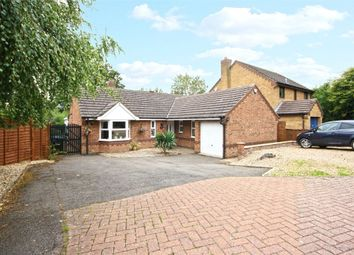 Thumbnail 3 bed detached bungalow for sale in Thistle Way, Boughton Vale, Rugby, Warwickshire