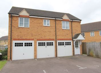 Thumbnail 2 bed maisonette to rent in Reeve Close, Leighton Buzzard