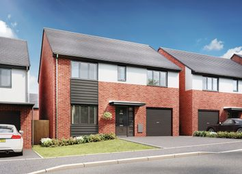 "Thumbnail 5 bedroom detached house for sale in ""The Strand"" at Llantrisant Road, Capel Llanilltern, Cardiff"