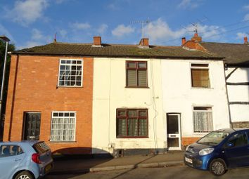Thumbnail 2 bed terraced house for sale in Queen Street, Shepshed, Leicestershire