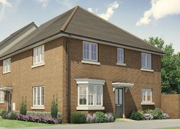 "Thumbnail 3 bed property for sale in ""The Fairfield"" at Avocet Way, Ashford"