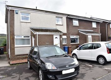 Thumbnail 1 bed end terrace house for sale in 13, Crisswell Crescent, Greenock, Renfrewshire
