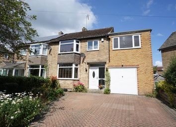 Thumbnail 4 bed semi-detached house for sale in Wollaton Drive, Bradway, Sheffield
