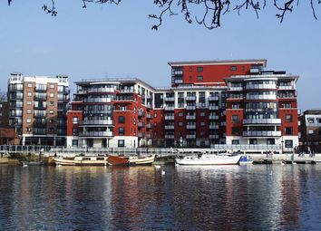 Thumbnail 2 bedroom flat to rent in Garricks House, Charter Quay, Kingston-Upon-Thames