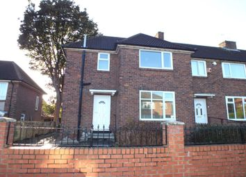 Thumbnail 3 bed terraced house for sale in Kingsway, Fenham, Newcastle Upon Tyne
