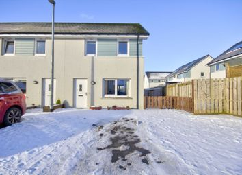 Thumbnail 3 bed semi-detached house for sale in 8 Gold Drive, Kirkwall, Orkney