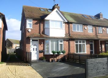 Thumbnail 3 bed end terrace house for sale in Garden Road, Walton-On-Thames