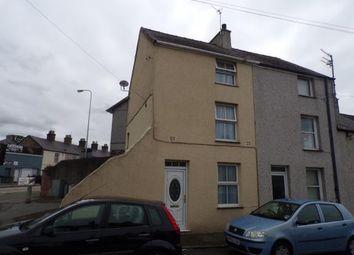 Thumbnail 3 bed terraced house for sale in Snowdon Street, Caernarfon