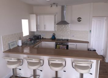 Thumbnail 2 bed flat to rent in White Lion Place, Borth