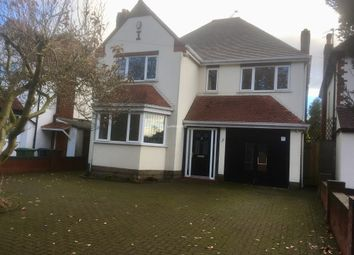 Thumbnail 4 bedroom detached house to rent in Bradmore Road, Wolverhampton