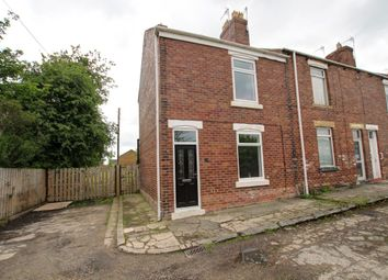 Thumbnail 2 bed terraced house to rent in Bridge Street, Sunnybrow, Crook
