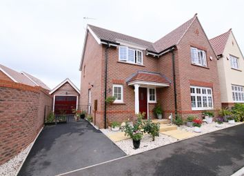 Thumbnail 4 bed detached house for sale in Sigwels Road, Cawston, Rugby
