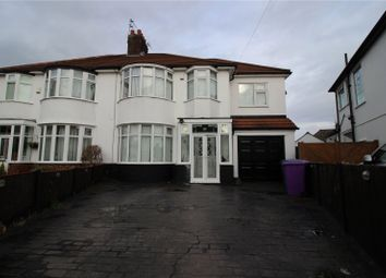 6 bed semi-detached house for sale in Welbourne Road, Childwall, Merseyside L16