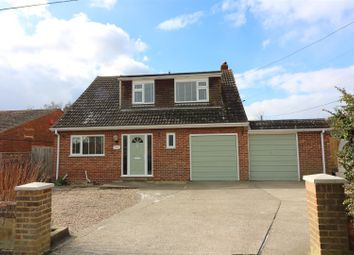 Thumbnail 3 bed detached bungalow for sale in School Lane, Stourmouth, Near Canterbury