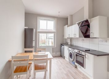 Thumbnail 3 bed flat to rent in Stanlake Road, London
