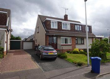 Thumbnail 3 bed semi-detached house to rent in Mayburn Avenue, Loanhead, Midlothian