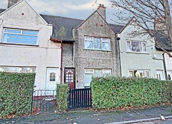 Thumbnail 2 bed terraced house for sale in Chestnut Grove, Garden Village, Hull
