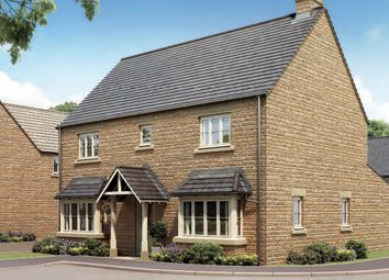 Thumbnail 4 bed detached house to rent in Shilton Road, Burford