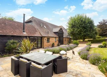 Thumbnail 4 bed barn conversion to rent in Old Reigate Road, Dorking