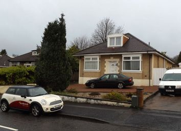 Thumbnail 5 bed detached bungalow to rent in Rannoch Drive, Bearsden, Glasgow