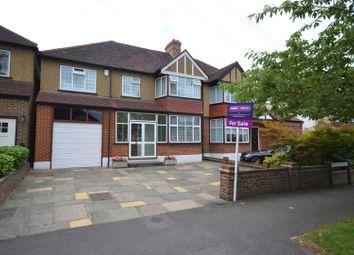 Thumbnail 4 bed semi-detached house for sale in Wickham Avenue, Sutton