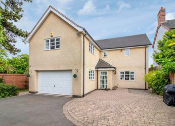 Thumbnail Detached house for sale in River View, Long Eaton, Nottingham