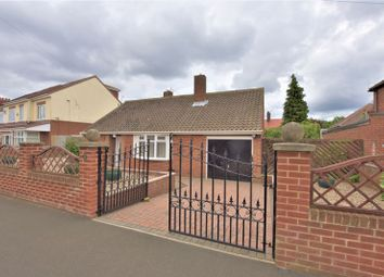 Thumbnail 2 bed detached bungalow for sale in Amberley Gardens, High Heaton, Newcastle Upon Tyne