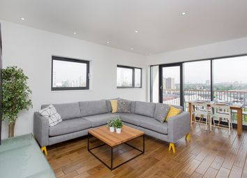 Thumbnail 1 bed flat for sale in Lumiere Apartments, London, London