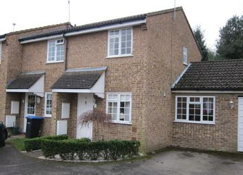 Thumbnail 2 bed semi-detached house for sale in Larksfield, Englefield Green, Egham