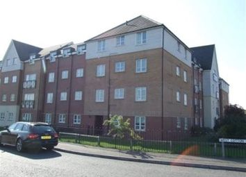 Thumbnail 2 bed flat to rent in River View, Northampton