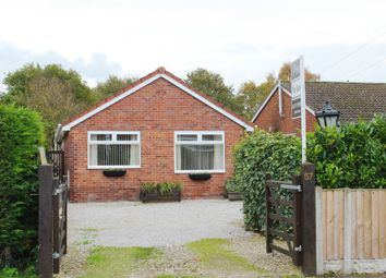 Thumbnail 3 bed detached bungalow for sale in Park Road, Barlow, Selby