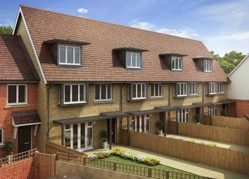 Thumbnail 3 bedroom end terrace house for sale in Ibworth Lane, Fleet
