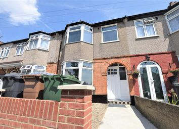 Thumbnail 3 bed terraced house to rent in Warwick Road, Chingford, London