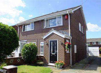 Thumbnail 2 bedroom semi-detached house for sale in Tamar Road, Whitehill, Stoke-On-Trent