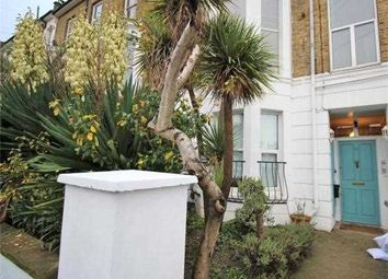 Thumbnail 1 bed flat to rent in Vicarage Park, London