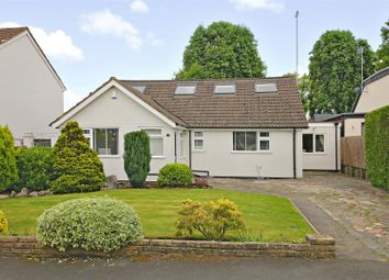 Thumbnail 4 bed detached bungalow for sale in Lodge Avenue, Elstree, Borehamwood