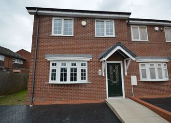 Thumbnail 4 bedroom terraced house for sale in Urban Gardens, Wellington, Telford