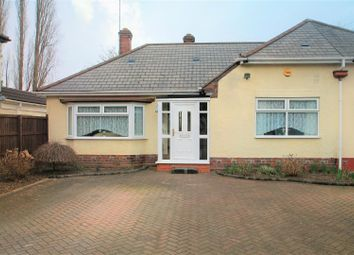 Thumbnail 3 bedroom semi-detached bungalow for sale in Church Road, Oxley, Wolverhampton