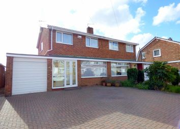 Thumbnail 3 bed semi-detached house for sale in Beaumaris, Houghton Le Spring