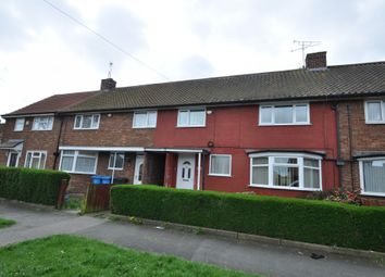 Thumbnail 3 bedroom terraced house for sale in Caledon Close, Hull, East Riding Of Yorkshire