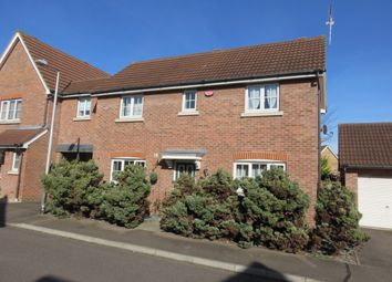 Thumbnail 3 bed link-detached house for sale in Chester Close, Chafford Hundred, Grays