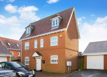 Thumbnail 5 bed property for sale in Trunley Way, Hawkinge, Folkestone