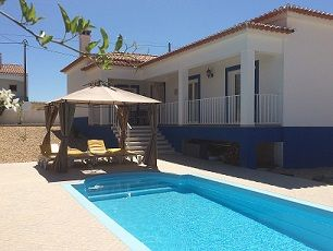 Thumbnail 3 bed villa for sale in Entradas, Beja, Portugal